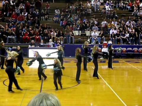 Holdrege High School Dance Team