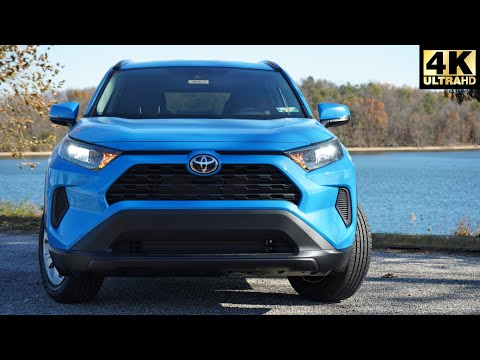 2020 Toyota RAV4 Review | BIG Changes for 2020