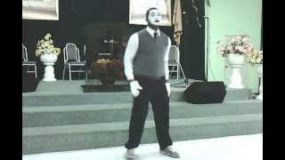 Jonathon Mcreynolds no gray mime