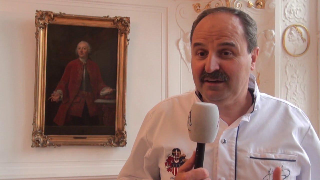 Johann Lafer freut sich auf Aachen Gourmet