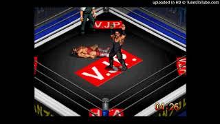 Fire Pro Wrestling Z OST dance in  the dark