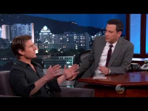 Jimmy Kimmel Interviews Tom Cruise 2014