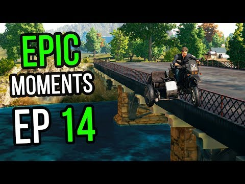 download PUBG: Epic & Lucky Moments Ep. 14