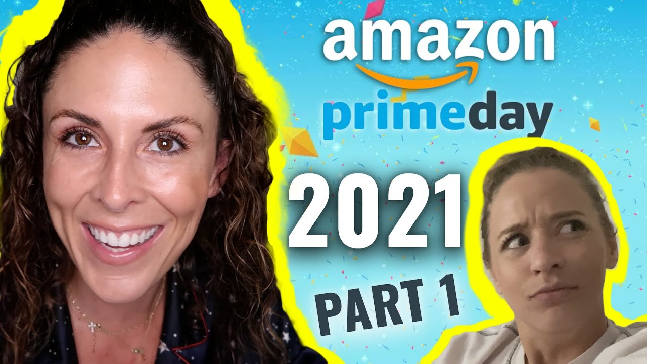 Shopping For Our Amazon PRIME DAY Haul! (2021)