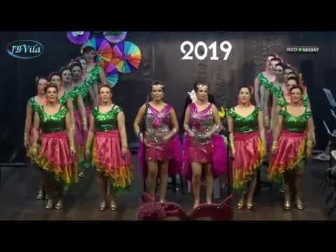 Carnaval 2019 Porto Judeu Bailinho das Mulheres