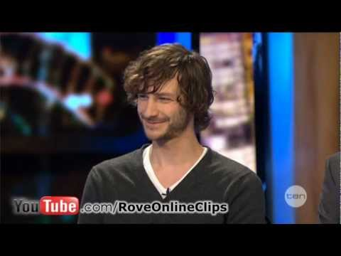 Gotye interview on The Project (2012)