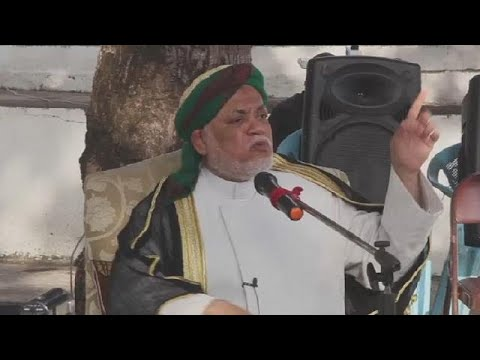 Ex-Comoros president Sambi charged over passport scheme