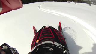 2013 BIG HORN MOUNTAINS SNOWMOBILE HILL CLIMB AND BOONDOCKING VIDEO