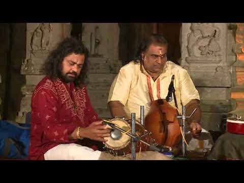 Festival of Sacred Music, Thiruvaiyaru (2017) - Chitravina Recital by N.Ravikiran