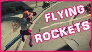 APB Reloaded - Flying Rockets
