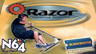 Razor Freestyle Scooter - Nintendo 64 Review - HD