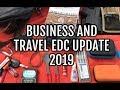 My Business & Travel EDC Update March 2019- Whats your EDC?