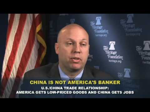 China Is Not America's Banker