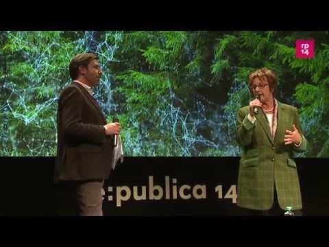 re:publica 2014 - Die digitale Agenda on YouTube