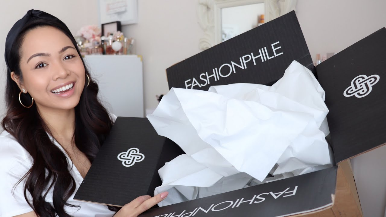 1d1ba658afb951 Fashionphile Unboxing - Saint Laurent - YouTube