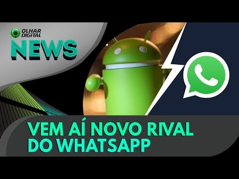 Ao vivo   Google prepara novo rival para o WhatsApp   OD News - 20/04/2018
