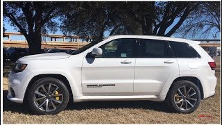 Will the REAL Hellcat please stand up!!---2018 Grand Cherokee Trackhawk Review thumbnail