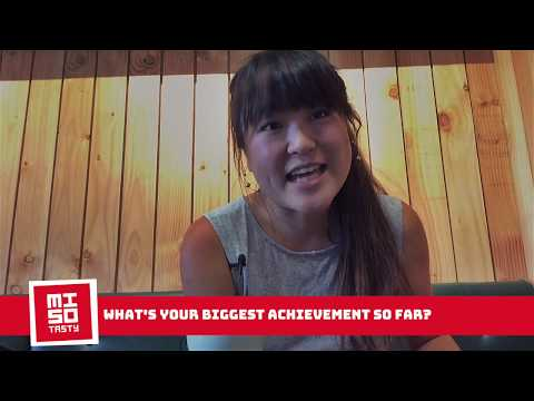 Bonnie Chung - What's your biggest achievement at Miso Tasty so far?