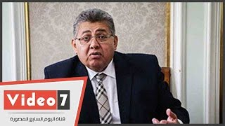 """بالفيديو.. وزير التعليم العالى: """"مافيش اتحاد طلاب مصر هذا العام"""""""