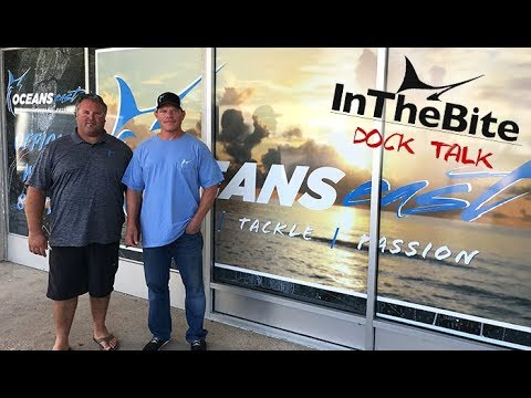 InTheBite Dock Talk: Oceans East Bait And Tackle