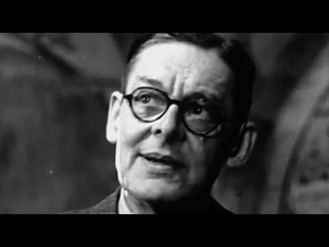 T.S. Eliot - BBC Arena Portrait 5/6