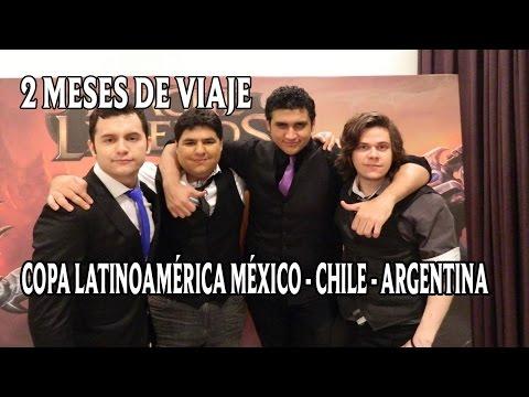Backstage: Detrás de la copa latinoamerica