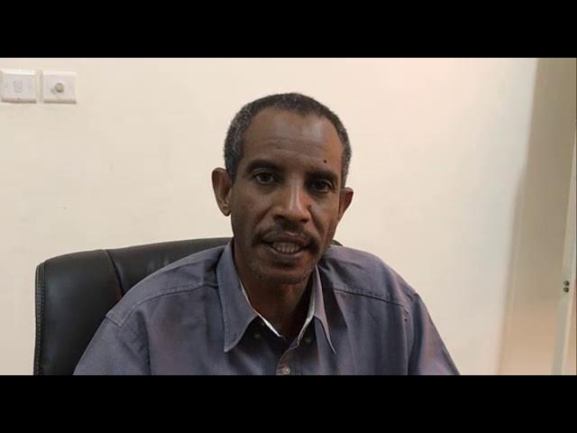 الاستاذ نزار الحاج موسى والدكتور هيثم حسن عبد السلام يرحبان بنادوس