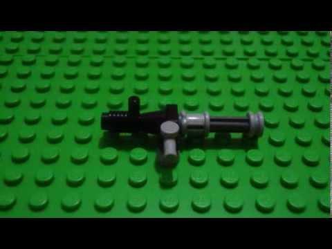 how to make a lego droideka instructions