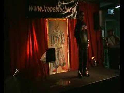 Tropeblocher@Guuggali 2007 Circus Casting