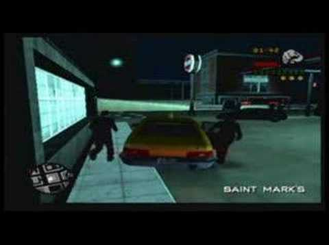 gta liberty city how to get mission