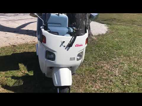Honda Gyro Canopy in the USA