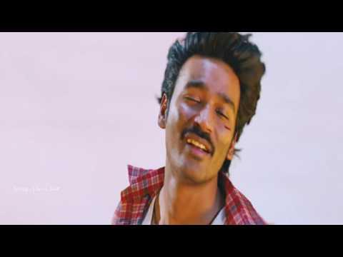 Thodari Songs | Pona Usuru Full Video HD Song | Dhanush, Keerthy Suresh | D.Imman