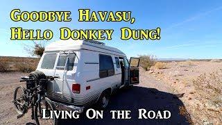 Breaking Camp - Living in a Van On the Road