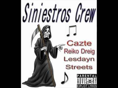 Inedito & Freco-Siniestros Crew (Mc Strits-Lesdayn-Cazte & Reiko Dreig)