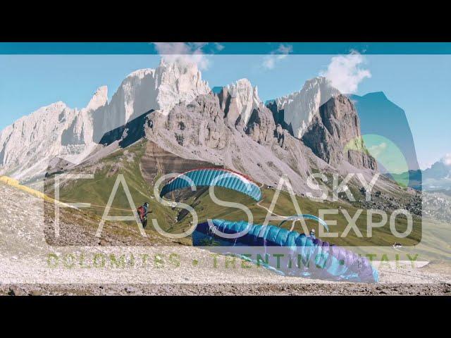 Maurisio Bottegal per Fassa sky expo