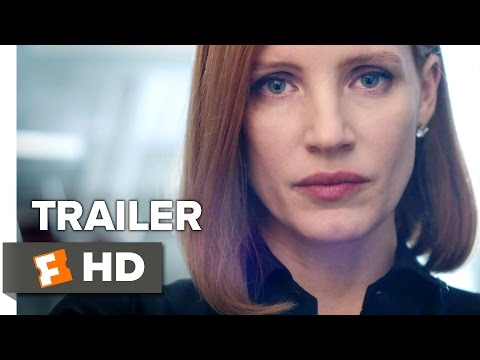Thumbnail: Miss Sloane Official Trailer - Teaser (2016) - Jessica Chastain Movie