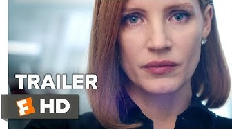 Miss Sloane Official Trailer - Teaser (2016) - Jessica Chastain Movie