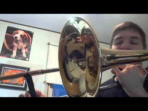 How to Play Happy by Pharrell Williams on Trombone
