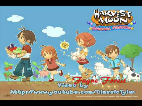 harvest moon 3 gbc how to get animals
