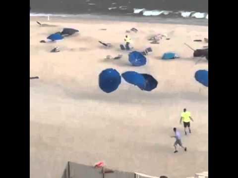 Umbrella Beach Run