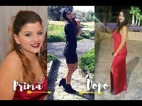 Come HO PERSO 15 KG in POCHI MESI! || Giorgia Makeup