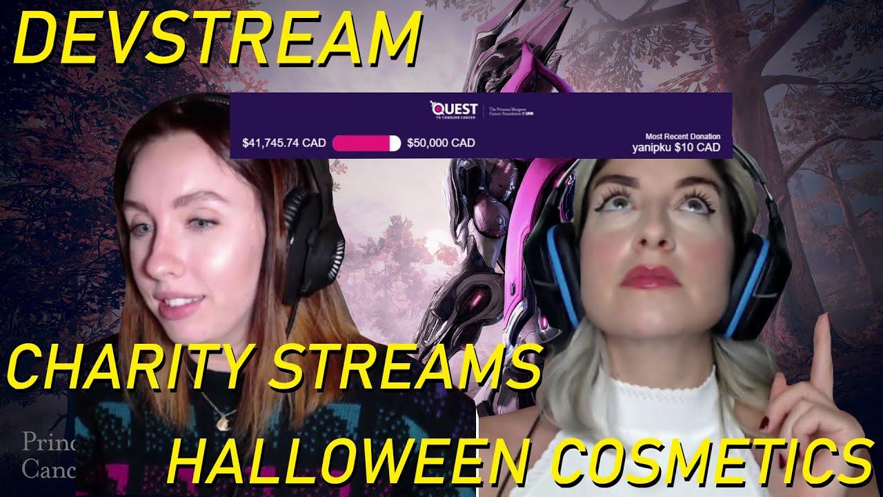 Halloween Devstream 2020 Devstream, Charity Streams, and Halloween Cosmetics   Home Time