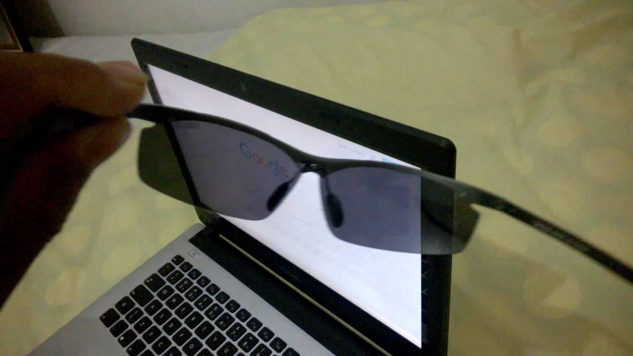 4d510abb11ec7 Óculos de Sol polarizados - Como saber se suas lentes são POLARIZADAS