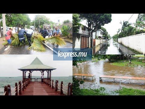 Cyclone: Maurice sous l'emprise de Berguitta
