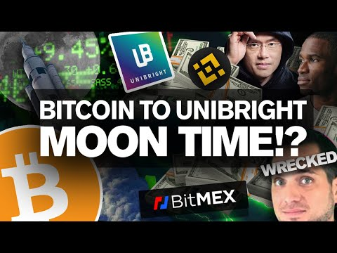 BITCOIN Rebounds! Leverage Shills Rekt! Unibright Moons!