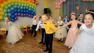 """танец """"Мы - лучшие"""".Д/с № 42 """"Пингвинчик"""", г. Верхняя Салда."""