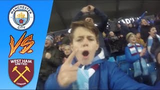 MAN CITY VS WEST HAM | MATCHDAY 14 | VLOG #40