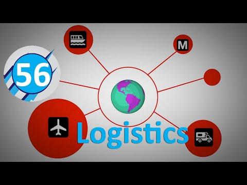 56:  Logistics (Joe Becht)