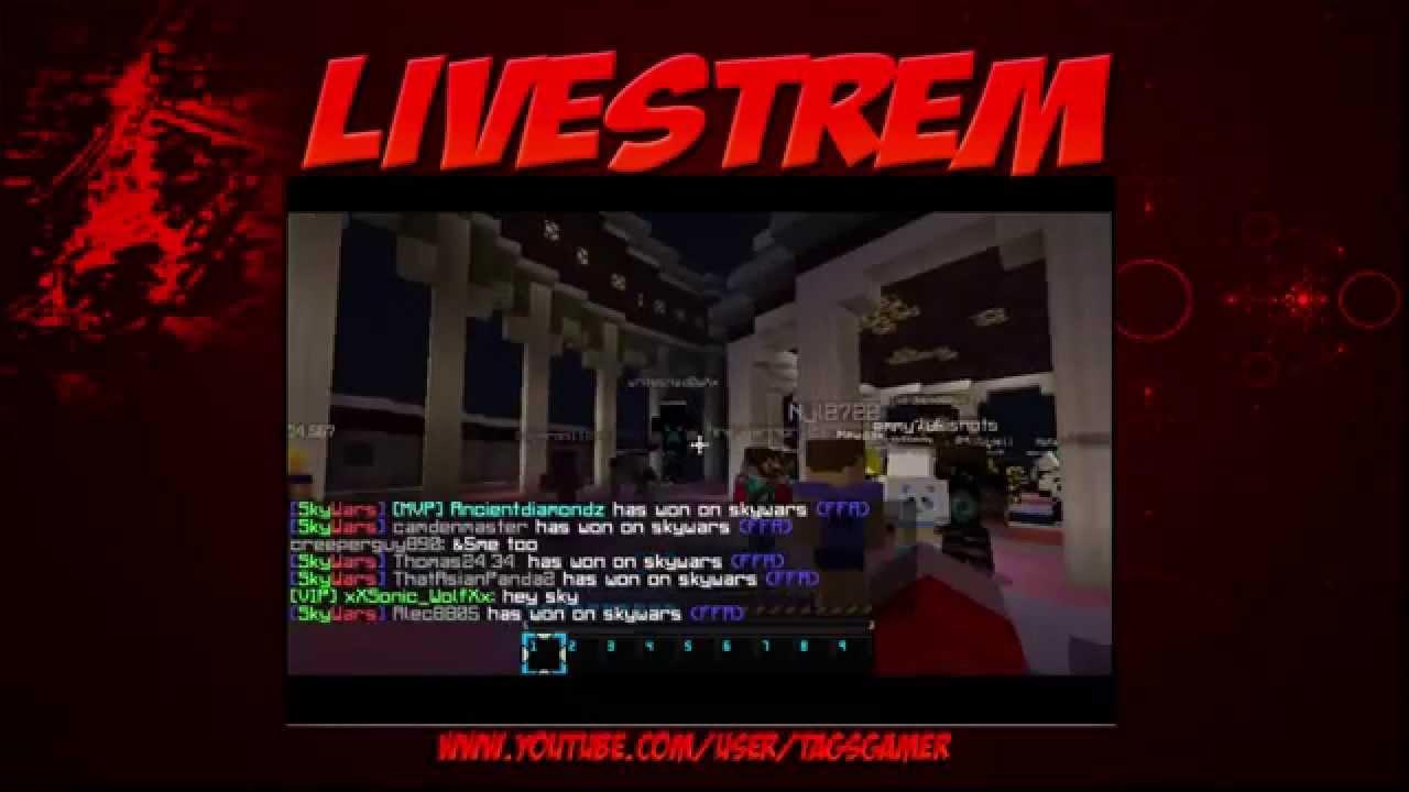 Livestream Em