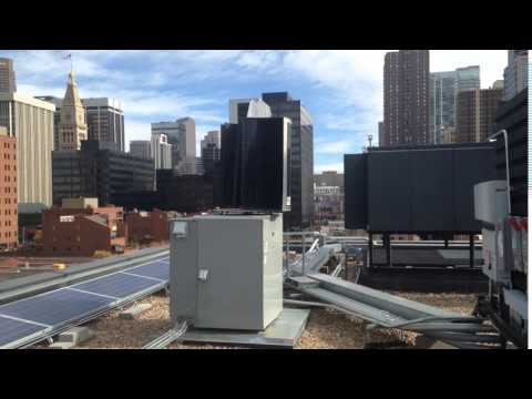 Quantum Renewable Energy's Commercial Energy Savings System